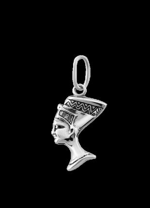 Подвес серебро 925 кулон нифертити вс021