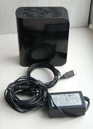 Внешний жесткий диск Western Digital USB 2.0, 750 Гб