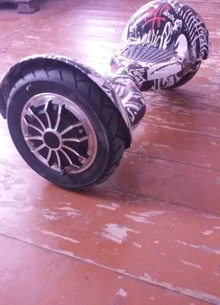 Гироборд гироскутер viper skeleton 10 700Вт