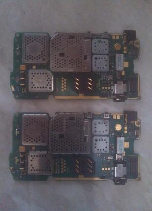 Две платы Nokia 2720