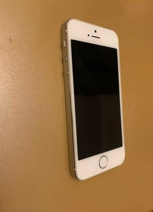 IPhone Apple 5S 16gb white