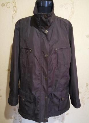 Отличная деми куртка без утеплителя outfit