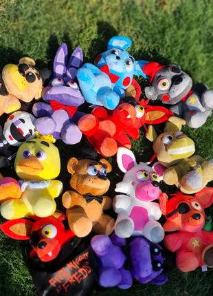 Мягкие игрушки Пять ночей с Фредди ФНАФ