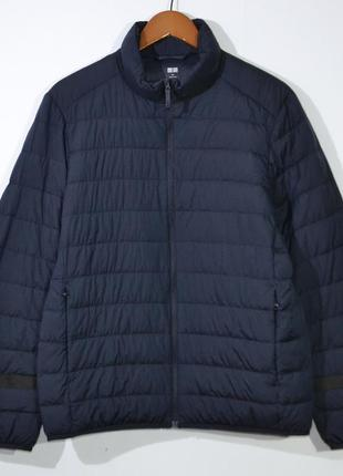 Легкий пуховик uniqlo ultra light down jacket