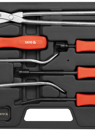Набор инструмента для замены тормозных колодок Yato YT-0680