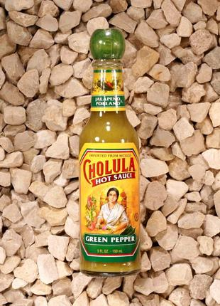 Соус Cholula Green Pepper Hot Sauce - 150мл