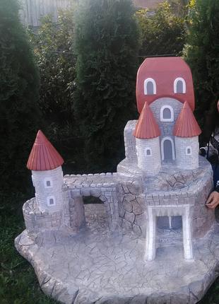 Декоративні замки в сад