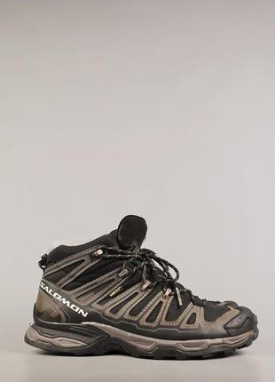 Мужские ботинки salomon x ultra mid gtx, р 42.5