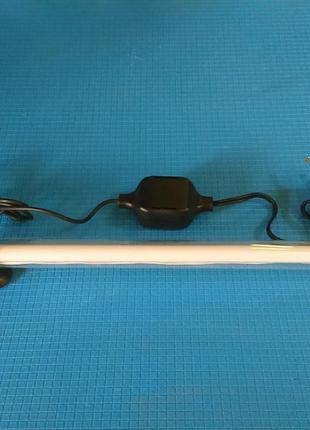 Лампа для аквариума люминисцентная или светодиодная(ЛЭД)