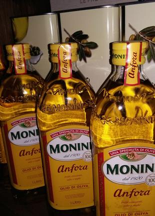 Оливковое масло Monini Anfora