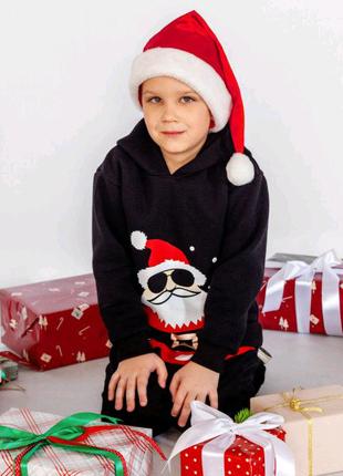Толстовка Santa для мальчика