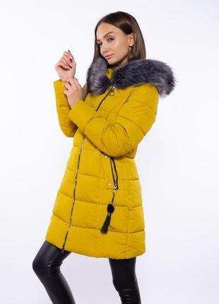 Зимняя куртка пальто (синтепон)