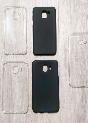 Samsung J4 J6 2018 Plus чехол силиконовый