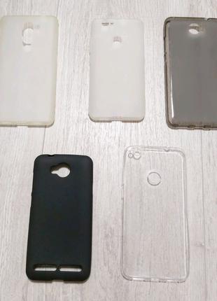 Huawei Gr5 2017/ Nova / Y7 / Y3 II / P8 Lite 2017 чехол