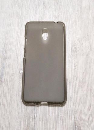 Meizu M5c чехол силиконовый