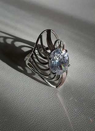 💍 кольцо серебро 925