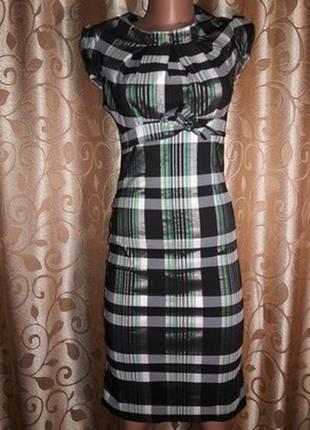 🔥🔥🔥новое, стильное строгое, офисное женское короткое платье в ...