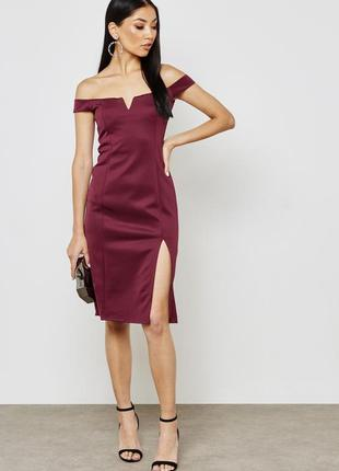 Платье с вырезом, платье на новый год