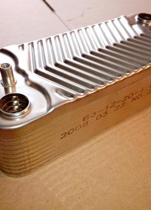 Теплообменник для газовых котлов
