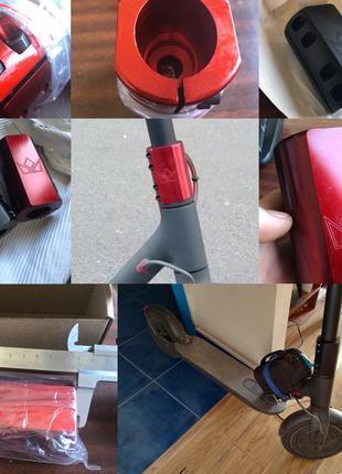 Хомут, clamp для xiaomi m365 m187 scooter Electric