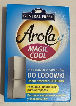 Поглотитель неприятных запахов General Fresh Magic Cool для холод