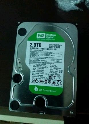 Внутренний Жеский диск на 2 терабайта