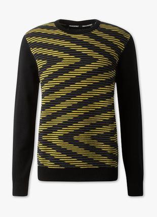Стильный мужской свитер urbaniste(испания)