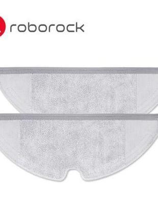 Тканевая насадка Mopping Cloth для Xiaomi Roborock S50 - ОРИГИ...