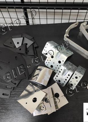 Послуги по обробці металу та  готова продукція з метала