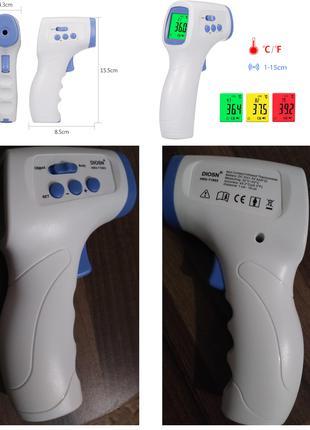 Термометр пирометр инфракрасный бесконтактный