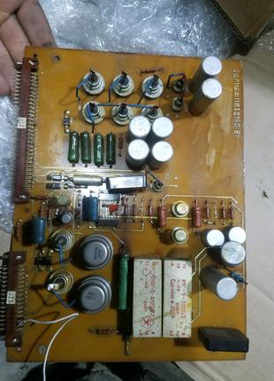 Электрошкаф шлифовального станка 3е711
