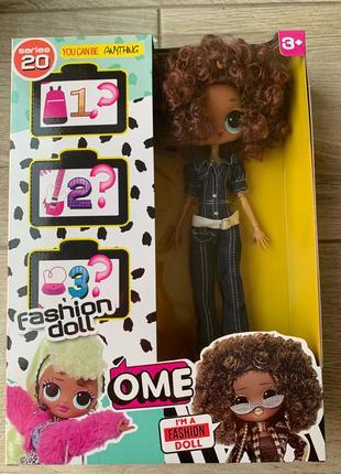 Большая кукла LOL шарнирная