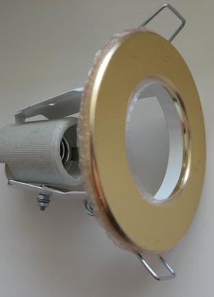 Светильник точечный R50 золото