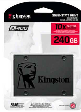 SSD Kingston A400 240GB ССД 240 ГБ Кингстон