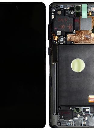 Дисплей Модуль Экран Samsung Note 10 Lite N770 Оригинал