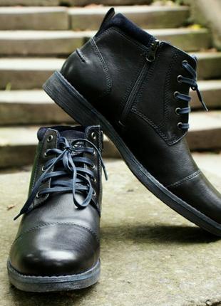 Чоловіче взуття на байці