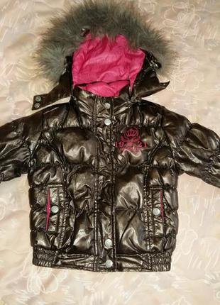 Курточка зимняя /пуховик/ на 2 года 92 см Mcgregor