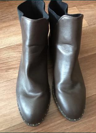 Ботинки Оксфорды Полусапожки New Look