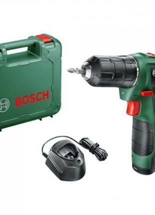 Аккумуляторный шуруповерт Bosch EasyDrill 1200 (06039A210A)