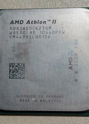 AMD Athlon II X2 240 ADX240OCK23GM 65W сокет AM2+ AM3 2.8ГГц