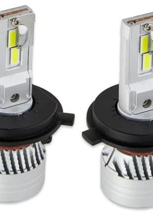 Светодиодные LED лампы Sho-Me F4 H4 10000Lm (Z930035)