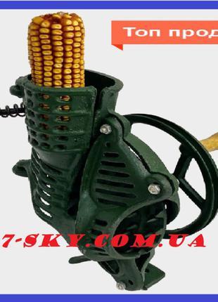 Лущилка для кукурузы ручная