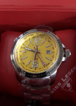 Swiss Legend Men's Watch, Swiss Made.