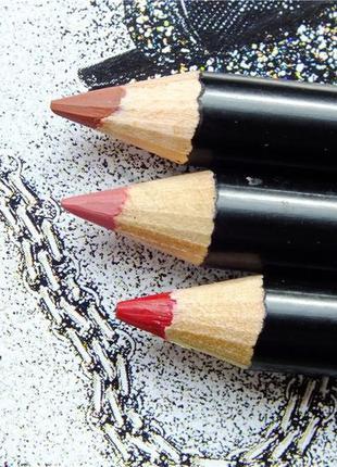 Три mast have оттенка для губ. контурный карандаш для губ #12,...