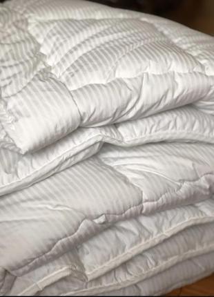 Двуспально одеяло эко пух