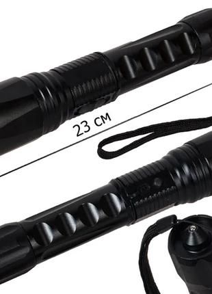 Аккумуляторный фонарик Police BL-1203
