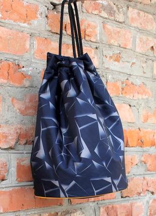 Рюкзак, ранец, мешок для сменки, боченок для сменки, сумка-боч...