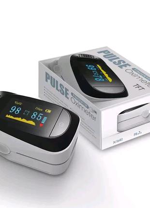 Пульсоксиметр оксиметр на палец IMDK Medical A2 пульсометр