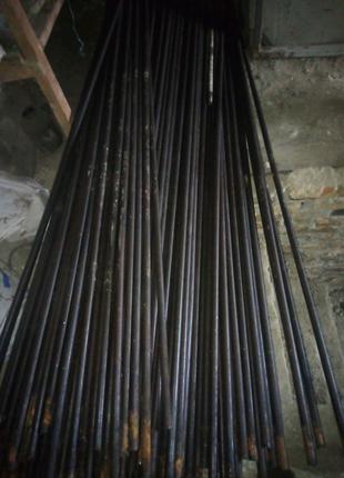 Труба металева 25 мм стінка 2,5