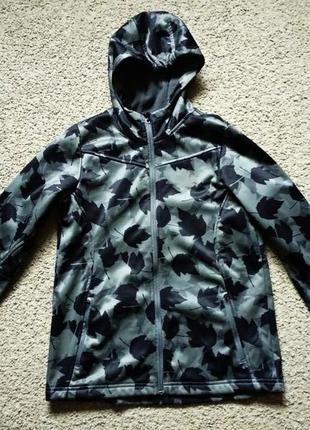 Термо кофта куртка спортивная толстовка crivit размер s-m